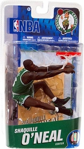 McFarlane Toys NBA Sports Picks Series 19 Action Figure Shaquille O' Neal (Boston Celtics)