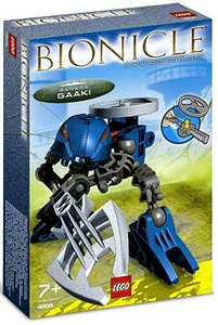 LEGO Bionicle RAHAGA Set #4868 Gaaki [Blue]