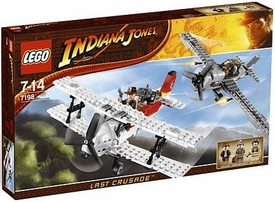 LEGO Indiana Jones Set #7198 Fighter Plane Attack