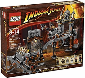 LEGO Indiana Jones Set #7199 Temple of Doom