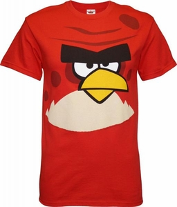 Angry Birds Adult Printed T-Shirt Big Brother