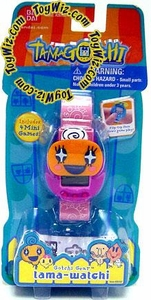 Tamagotchi Watch Gotchi Gear Tama-Watchi Memetchi [Pink Watch] BLOWOUT SALE!