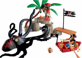 Playmobil Pirates Set #5868 Octopus Attack
