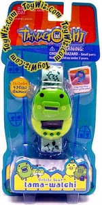 Tamagotchi Watch Gotchi Gear Tama-Watchi Kuchipatchi [Green Watch]