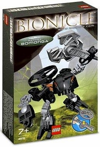 LEGO Bionicle RAHAGA Set #4878 Bomonga [Black]