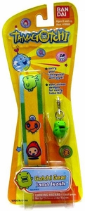 Tamagotchi Gotchi Gear Tama Leash Accessory Keychain Kuchipatchi with Multi Colored Lanyard BLOWOUT SALE!