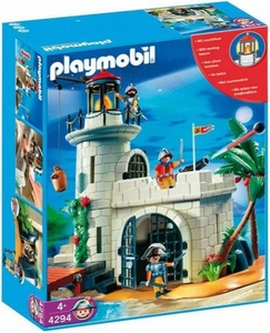 Playmobil Pirates Set #4294 Soldier Fortress with Lighthouse