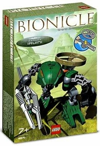 LEGO Bionicle RAHAGA Set #4879 Iruini [Green]