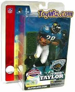 McFarlane Toys NFL Sports Picks Super Bowl XXXIX 39 Exclusive Action Figure Fred Taylor