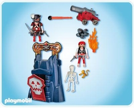 Playmobil Pirates Set #4776 Pirates Take Along Dungeon
