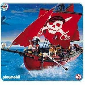 Playmobil Pirates Set #5869 Red Corsair