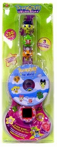 Tamagotchi Music Star Pack [Random Color & Style Tamagotchi, 3 Collectible Figures & Movie DVD]