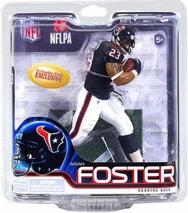 McFarlane Toys NFL Sports Picks Series 31 Collectors Club Exclusive Action Figure  Arian Foster (Houston Texans)