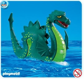Playmobil Pirates Set #7864 Sea Serpent Nessie