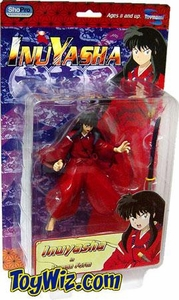 InuYasha Collection 1 Action Figure InuYasha in Human Form with Tetsusaiga Sword