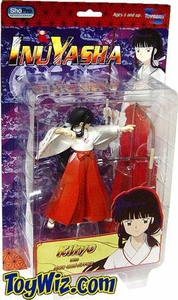 InuYasha Collection 1 Action Figure Kikyo with Bow & Sacred Arrow BLOWOUT SALE!