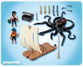 Playmobil Pirates Set #4291 Giant Octopus