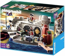 Playmobil Pirates Set #5139 Soldier's Fortress
