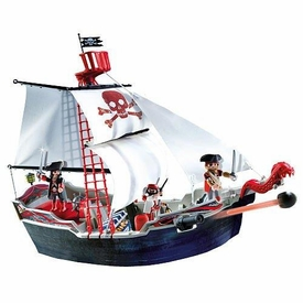 Playmobil Pirates Set #5950 Skull & Bones Pirate Ship
