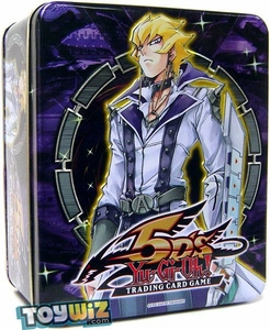 YuGiOh 5D's 2009 Exclusive Collector Tin Set Jack Atlas [XX-Saber Gottoms]