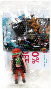 Playmobil Promotional Mini Figure Pirate