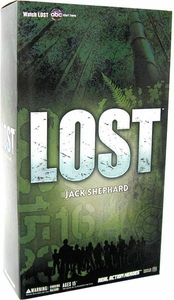 Lost Medicom RAH Real Action Heroes Deluxe 12 Inch Collectible Figure Jack Shephard