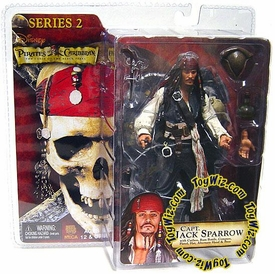 NECA Pirates of the Caribbean Series 2 Action Figure Capt. Jack Sparrow 2