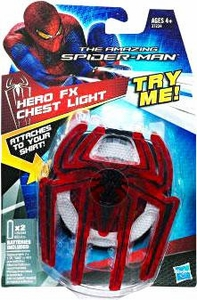 Amazing Spider-Man Movie Spidey Sense Chest Light