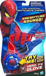 Amazing Spider-Man Movie Hero FX Glove