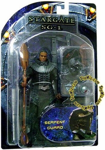 Diamond Select Toys Stargate SG-1 Series 1 Action Figure Jaffa Serpent Guard