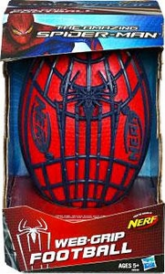 Amazing Spider-Man Movie Web Grip Football
