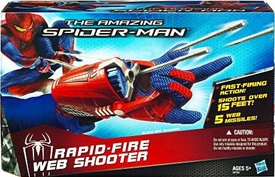 Amazing Spider-Man Movie Rapid Fire Web Shooter