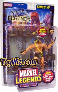 Marvel Legends Series 7 Action Figure Weapon X Wolverine