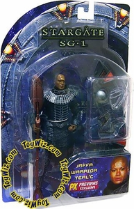 Diamond Select Toys Stargate SG-1 Exclusive Action Figure Jaffa Warrior Teal'c