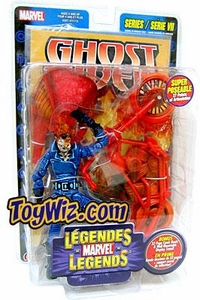 Marvel Legends Series 7 Action Figure Ghost Rider [Phasing Variant]