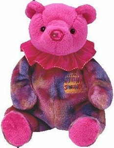 Ty Beanie Baby January the Birthday Bear
