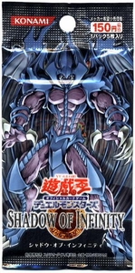 YuGiOh Japanese Konami Booster Shadow of Infinity BLOWOUT SALE!