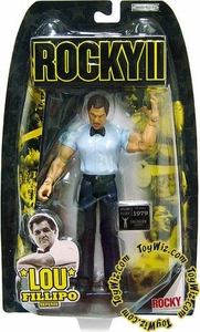 Jakks Pacific Rocky II (Series 2) Action Figure Lou Fillipo [Referee]