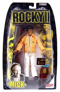 Jakks Pacific Rocky II (Series 2) Action Figure Mick [Yellow Corner Gear]