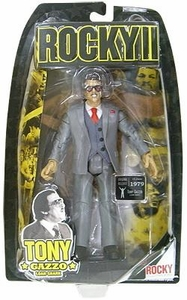 Jakks Pacific Rocky II Series 2 Action Figure Tony Gazzo [Loan Shark]