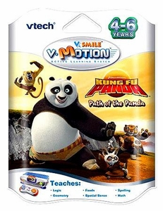 V-Smile Kung Fu Panda V-Motion Path of the Panda Game