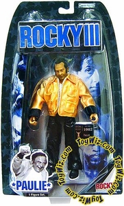 Jakks Pacific Rocky III (Series 3) Action Figure Paulie [Corner Gear]