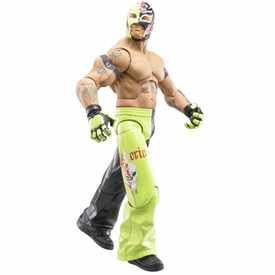 WWE Wrestling MAXIMUM Aggression 12 Inch Series 1 Action Figure Rey Mysterio