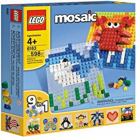 LEGO Creator Set #6163 A World of LEGO Mosaics
