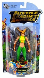 DC Direct Justice League of America Series 2 Action Figure Hawkgirl