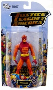 DC Direct Justice League of America Series 3 Action Figure Geo-Force