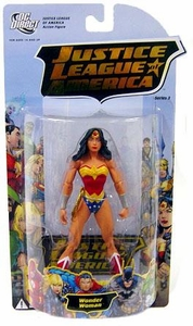 DC Direct Justice League of America Series 3 Action Figure Wonder Woman