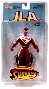 DC Direct JLA Classified Classic Series 3 Action Figure Superman [Red]