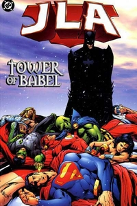 DC Comic Books JLA Vol. 7 Tower Of Babel Trade Paperback