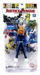 JLI DC Direct Justice League International Series 1 Action Figure Black Canary